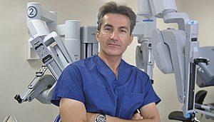 Robotic Inguinal Hernia Repair
