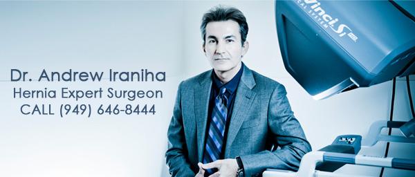 Hernia Expert - Dr Iraniha